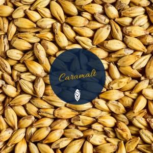 Simpsons Caramalt karamelový slad