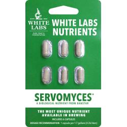 White Labs WLN3200 Servomyces výživa pre kvasinky (6ks)