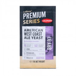 Lallemand BRY-97 American West Coast Ale 11g (BBD 11/20,BBD 4/20)