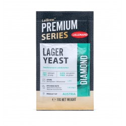 Lallemand Diamond Lager 11g (BBD 11/21,BBD 6/20)