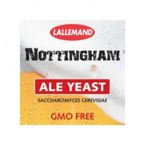 Lallemand Nottingham High Performance Ale 11g (BBD 12/21)