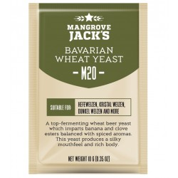 Mangrove Jack's Craft Series M20 Bavarian Wheat kvasinky 100g