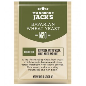 Mangrove Jack's Craft Series M20 Bavarian Wheat kvasinky