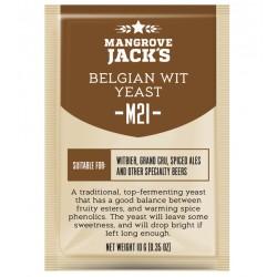 Mangrove Jack's Craft Series M21 Belgian Wit kvasinky