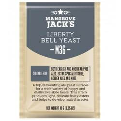 Mangrove Jack's Craft Series M36 Liberty Bell Ale kvasinky