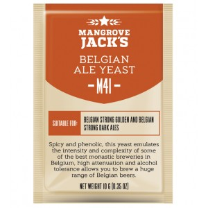 Mangrove Jack's Craft Series M41 Belgian Ale kvasinky