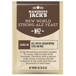 Mangrove Jack's Craft Series M42 New World Strong Ale kvasinky