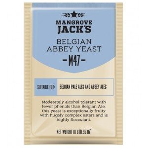Mangrove Jack's Craft Series M47 Belgian Abbey kvasinky