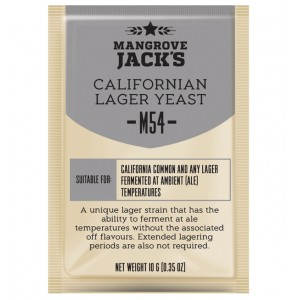 Mangrove Jack's Craft Series M54 Californian Lager kvasinky