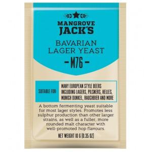 Mangrove Jack's Craft Series M76 Bavarian Lager kvasinky (BBD 11/21, 2/21)