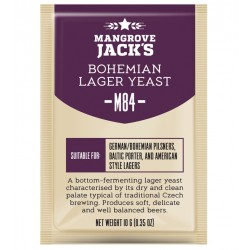 Mangrove Jack's Craft Series M84 Bohemian Lager kvasinky